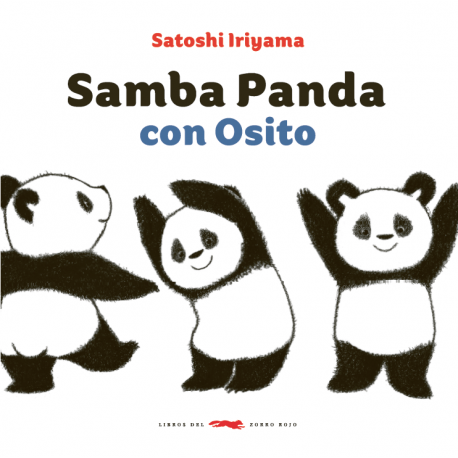 SAMBA PANDA CON OSITO Libros del Zorro Rojo