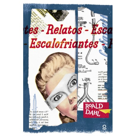 RELATOS ESCALOFRIANTES de Roald Dahl Loqueleo Portada Libro