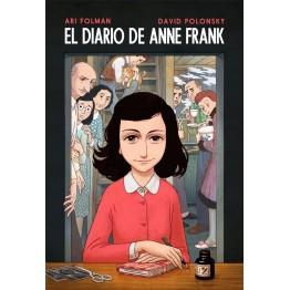 DIARIO DE ANNE FRANK NOVELA GRÁFICA