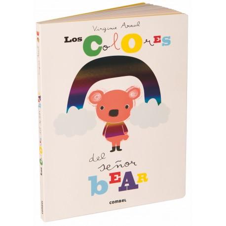 LOS COLORES DEL SENOR BEAR Libro bilingue espanol ingles Combel