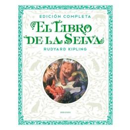 EL LIBRO DE LA SELVA EDICIÓN DE LUJO