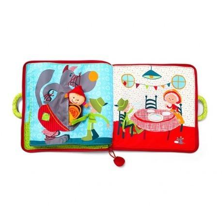 libro-de-tela-caperucita-roja-lilliputiens-interior-dos