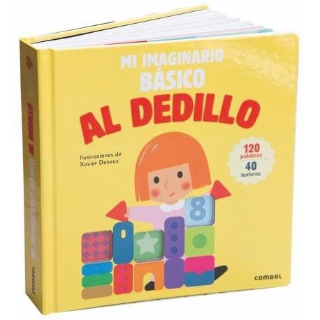 MI IMAGINARIO BASICO AL DEDILLO Libro Para Bebes Combel