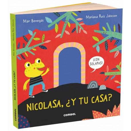 NICOLASA Y TU CASA Combel