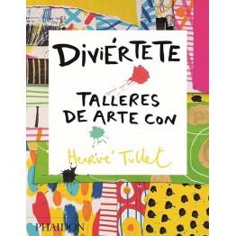 DIVIÉRTETE, TALLERES DE ARTE CON HERVÉ TULLET