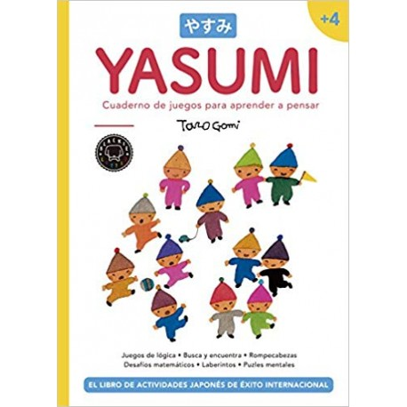 YASUMI +4  Blackie Books Libro