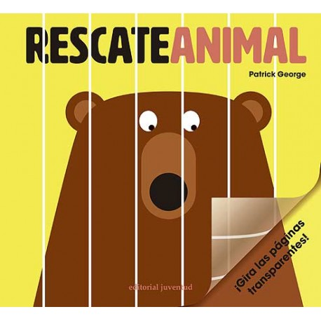 RESCATE ANIMAL Editorial Juventud