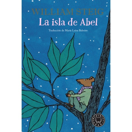 LA ISLA DE ABEL Blackie Books William Steig