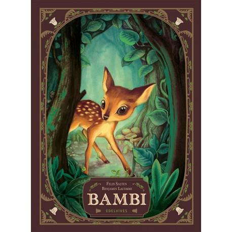 BAMBI BENJAMIN LACOMBE LIBRO