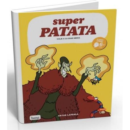 SUPERPATATA 10 Comic