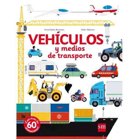VEHICULOS Y MEDIOS DE TRANSPORTE SM