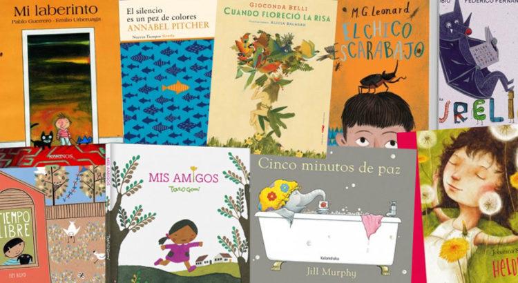 SELECCIÓN DE LIBROS PARA CELEBRAR DÍA DEL LIBRO INFANTIL Y JUVENIL