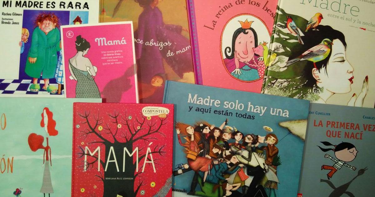 Los mejores libros para regalar a mam libros de maternidad - Los mejores libros para regalar ...