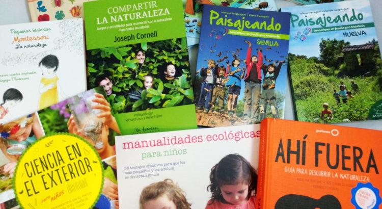 LIBROS SOBRE NATURALEZA PARA NIÑOS