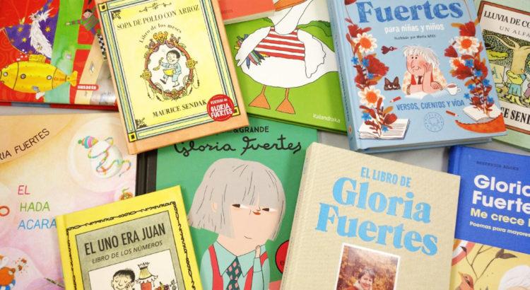 LIBROS DE GLORIA FUERTES
