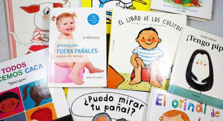 10 LIBROS PARA DEJAR EL PAÑAL