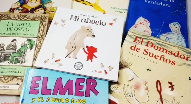 LIBROS INFANTILES SOBRE LOS ABUELOS