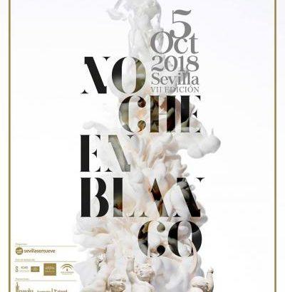 Noche en Blnco Sevilla 2018 Actividades para niños en Librería Rayuela