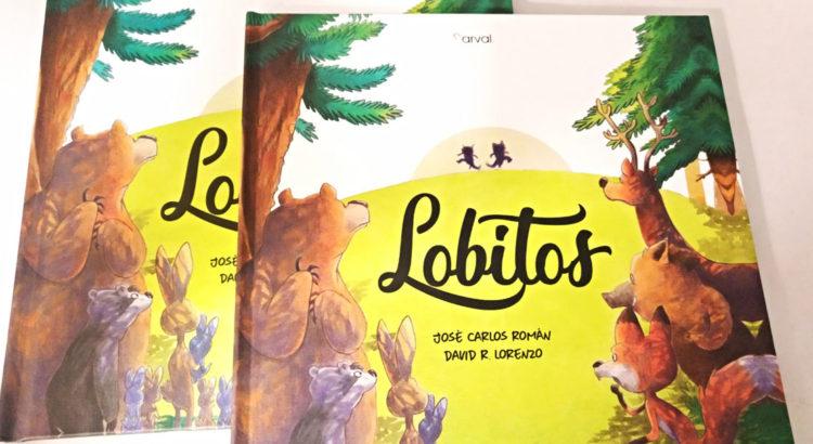 Presentación de Lobitos de Jose Carlos Román editado por Narval