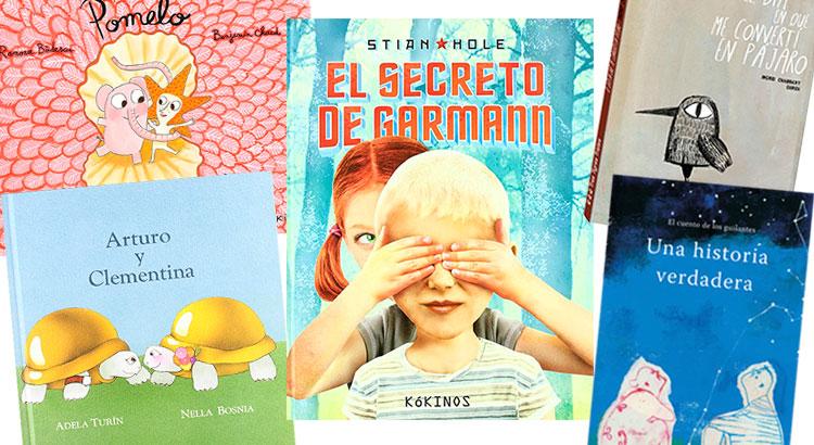 5 libros infantiles obre el amor