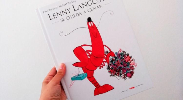 RESEÑA LENNY LANGOSTA SE QUEDA A CENAR