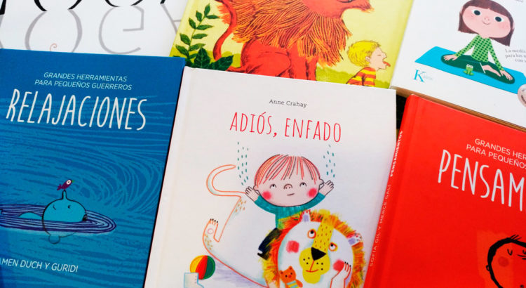 LIBROS DE YOGA Y EJERCICIOS DE RELAJACIÓN PARA NIÑOS