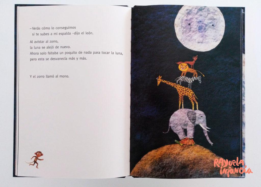 A qué sabe la luna de Kalandraka