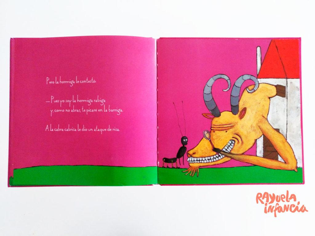 El pequeño conejo blanco de Kalandraka Álbum ilustrado