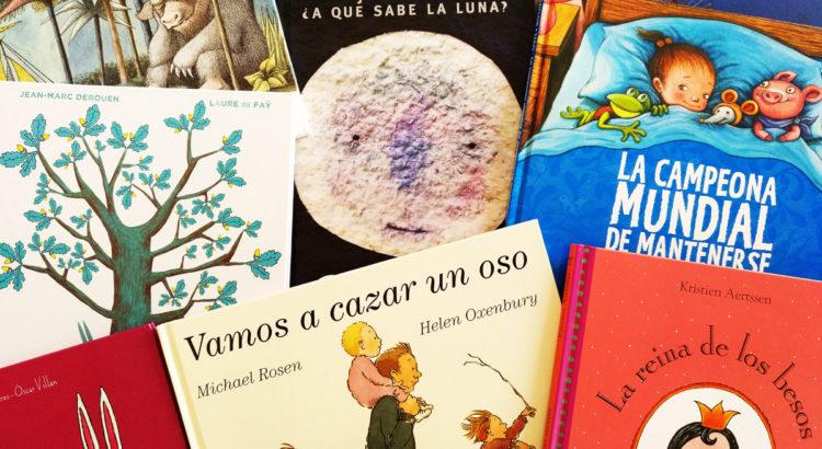 Libros para niños de 3 a 5 años Álbum ilustrado