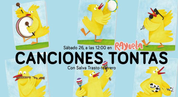 Canciones tontas en Rayuela