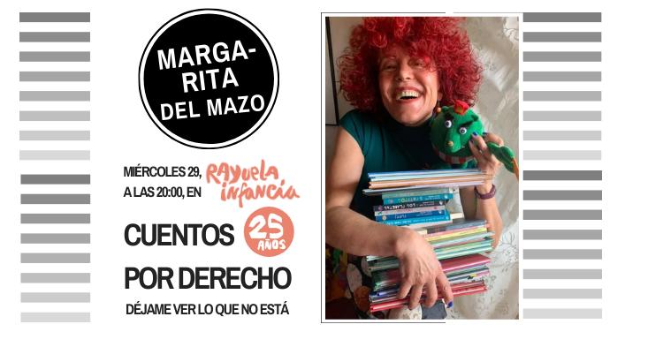Margarita del Mazo en Rayuela